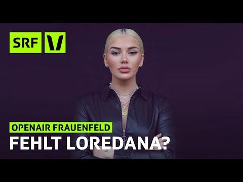 Openair Frauenfeld: Loredana sagt Auftritt ab - was denkt das OAF? | Festivalsommer 2019 | SRF Virus
