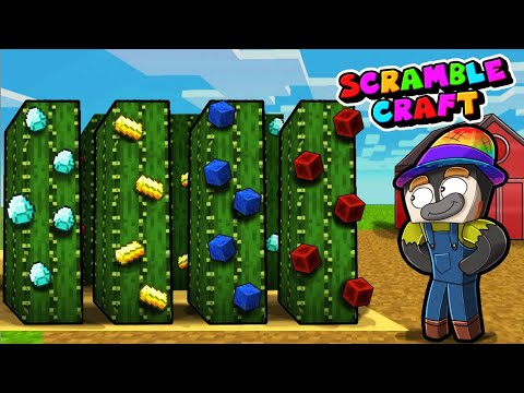 This Mod WILL Confuse Your BRAIN! (Scramble Craft)