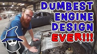 Download The CAR WIZARD names Cadillac's Northstar Engine the Dumbest Design Mp3 and Videos