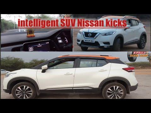 Nissan Kicks Diesel - Drives Better Than Creta | Speed driving school