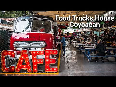 Food Trucks House Coyoacán - Diana y Aarón (DYA)
