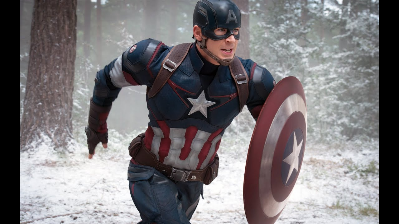 Image result for captain america age