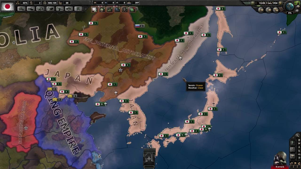 HoI4 Kaiserreich - Dev Diary #01 - First Japanese Events