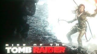 Rise Of Tomb Raider( Parte 1)