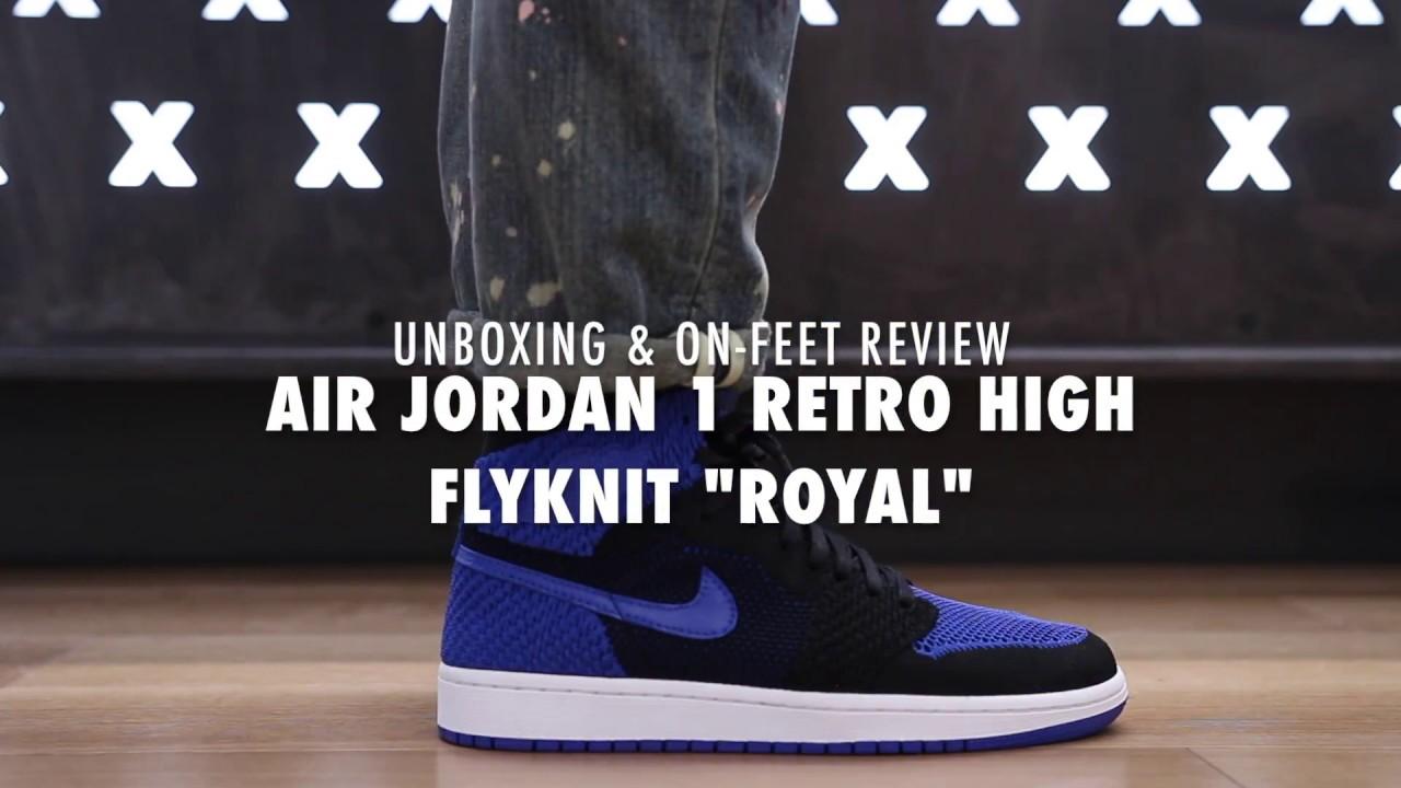Air Jordan 1 Retro High Flyknit