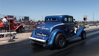 GASSER DRAG RACING - Funny Car Chaos MoKan