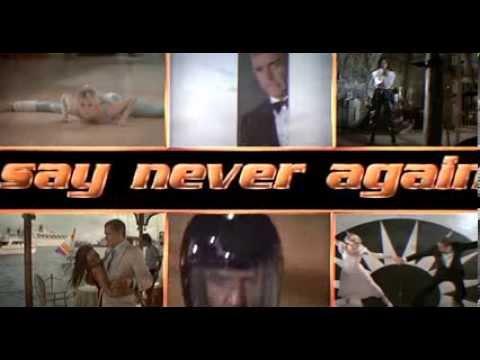Never Say Never Again Trailer