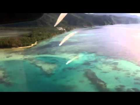 American Samoa flight to samoa