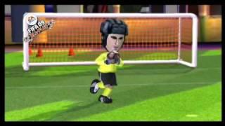 FIFA 09 Wii 8 gegen 8 Footi Miis
