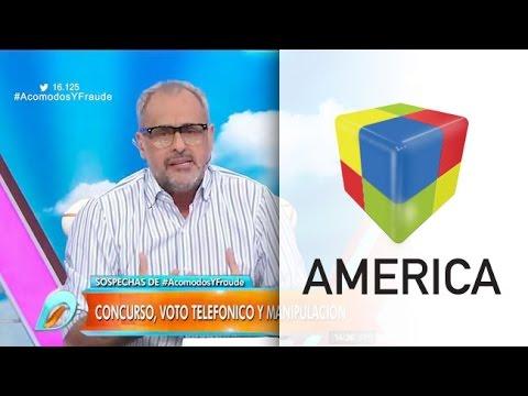Tinelli le respondió Jorge Rial por las formas de manipular los votos telefónicos