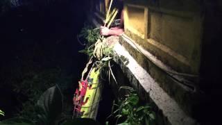 accidente en chorro doña juana orocovis