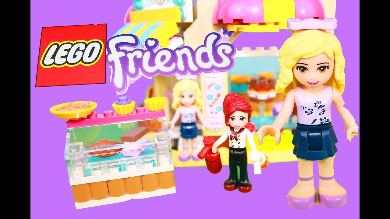 Lego Friends Episode 1 Youtube Morgus Magnificent Dvd