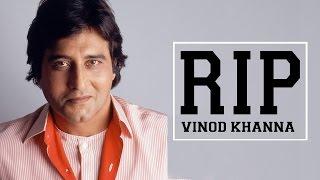 RIP Vinod Khanna! - Vetern Bollywood Actor Passed Away | Bollywood News