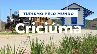 10 pontos turisticos mais visitados de Criciúma