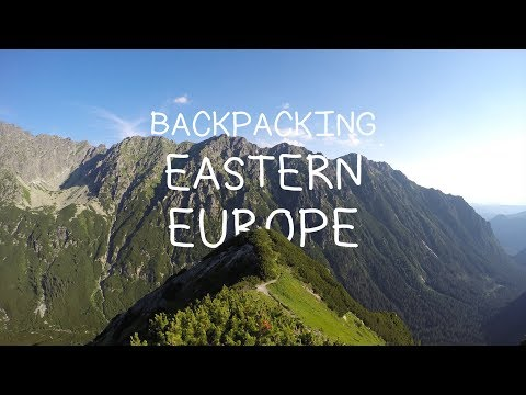 Backpacking Eastern Europe | Trip Edit || HSP