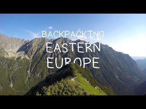 Backpacking Eastern Europe | Trip Edit || HSP