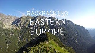 Backpacking Eastern Europe   Trip Edit