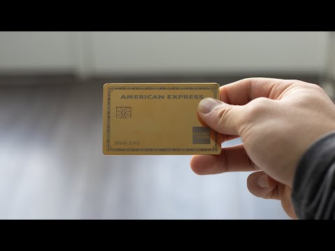 The $30 American Express Gold Card