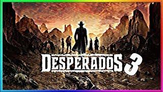 DESPERADOS 3 Gameplay (Gamescom 2018)