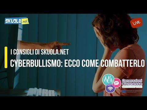 Cyberbullismo, i consigli della Skuola Tv!