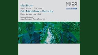 Play String Quintet in E-Flat Major, Op. Posth. III. Andante con moto