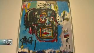 Untitled by Basquiat at Seattle Art Museum