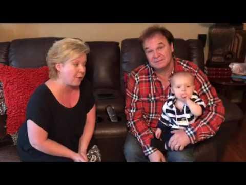 Jeff & Sheri Easter- thankful