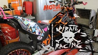 KTM 690 Full Power Pirate Racing