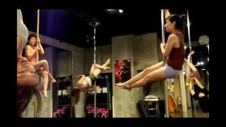 Pole Dance Tokyo Studio Image Video ポールダンス東京スタジオイメー...