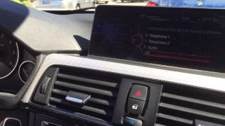 How to set up the iPhone with BMW Bluetooth