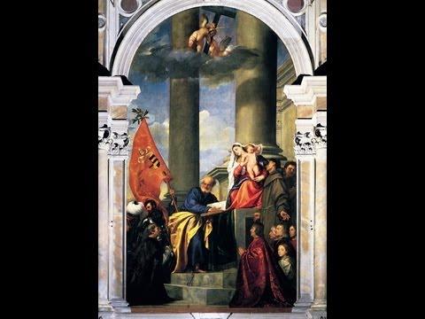 Titian, Madonna of the Pesaro Family