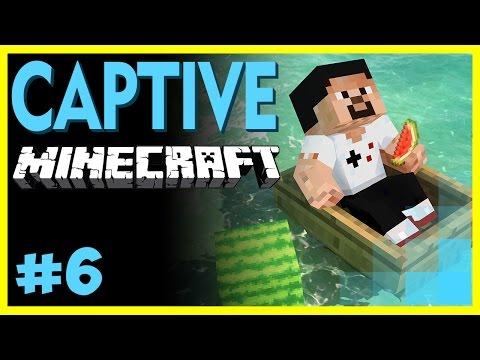 Şeker Kamışı Buldum! Sıradaki Captive Gelsin - Captive Minecraft Özel Harita - Bölüm 6