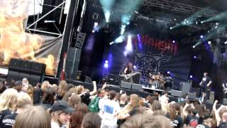 Onslaught-Born for War LIVE Metalfest 2013 Poland
