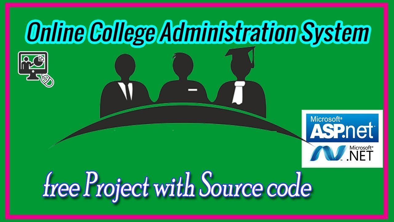 Online College Administration Project In Asp Net C With Source Code