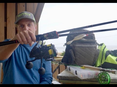 LOOK INSIDE MY TACKLE BOX! Inshore Fishing HOW TO Ep 1 - Basics And Tackle