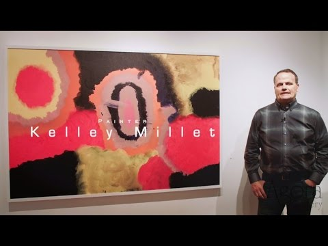 Spotlight On Agora Gallery Artist: Kelley Millet
