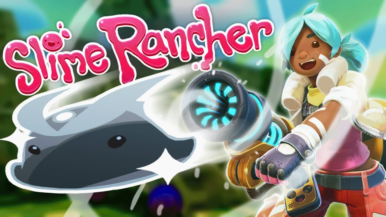 The Great Quicksilver Slime Escape! - Slime Rancher Cheats Mod