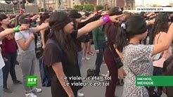 Une performance féministe chilienne devient un hymne mondial contre les violences faites aux femmes