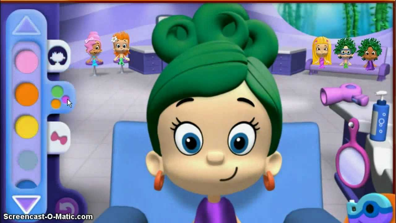 Bubble Guppies Good Hair Day