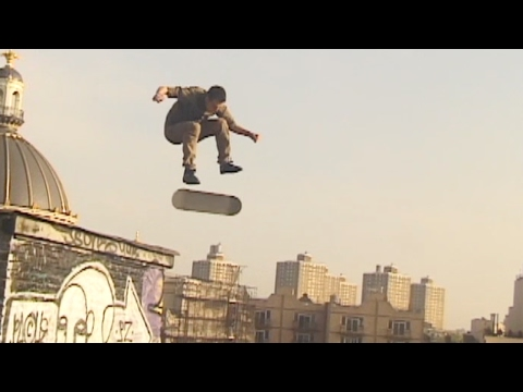 Tengu: God of Mischief, NYC Roof Skating | TransWorld SKATEboarding