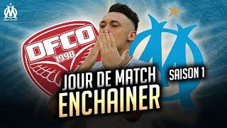 Dijon 1-2 OM | Les coulisses de la rencontre