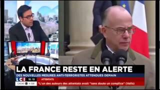 Asif Arif, Secrétaire Général d'EIFRF France, sur LCI