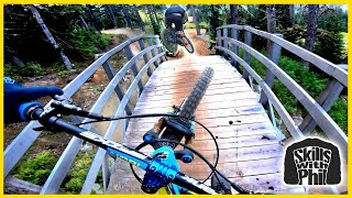 Following a Pro Enduro Racer Down Whistler's Hardest Trails // Wyn Masters // Whistler Part 3 of 4