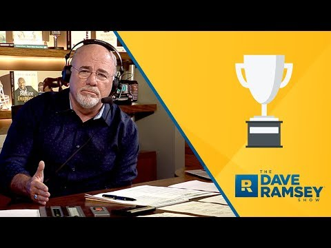 Have The Spirit Of A Victor, Not A Victim - Dave Ramsey Rant