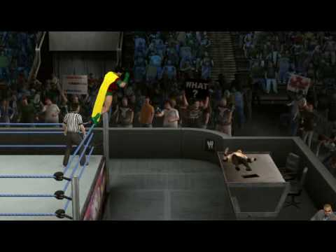 WWE SmackDown vs. RAW 2010 12/26/09 22:56