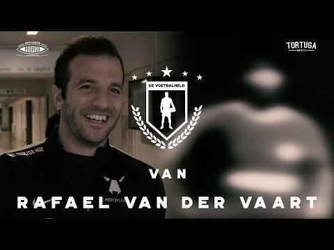 #1 De Voetbalheld Van - RAFAEL VAN DER VAART