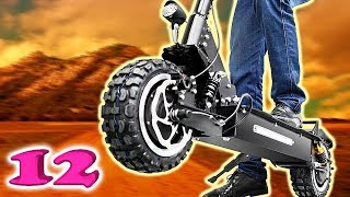 12 ALIEXPRESS AMAZING PRODUCTS 2019 | REVIEW ELECTRIC SCOOTER. GADGETS. TOYS. CHINA HAUL