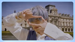 Taeyong: it was always my dream to dance in beautiful places