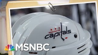 The *Real* Russian Scandal Rocking Washington? The Caps | MTP Daily | MSNBC