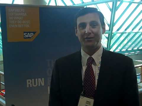 SAP World Tour | Santa Clara | Interview with Greg Barton, Vice President Enterprise West